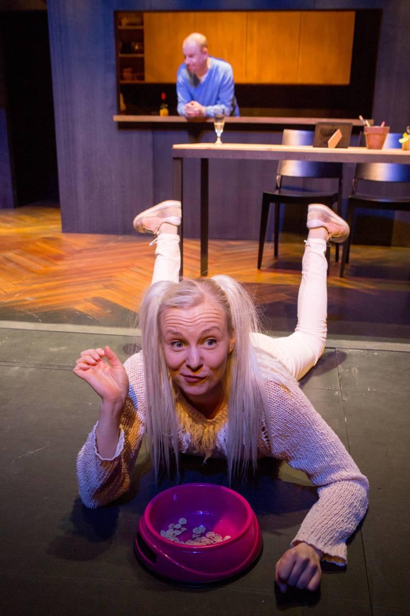 Sylvia (Sylvia), ohj. Kari Rentola, Helsingin Kaupunginteatteri 2016